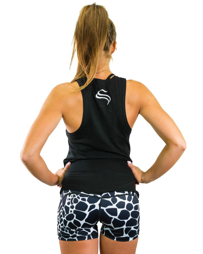 Ladies Boulder Sleeveless - Rise n' Grind Womens Strong Liftwear