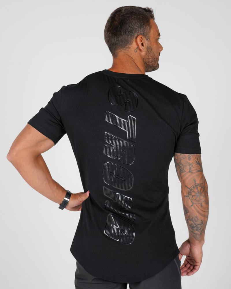 Mens Accentuate Tee Mens Strong Liftwear
