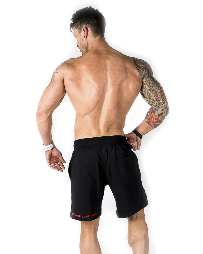 Mens Mid Shorts Mens Strong Liftwear