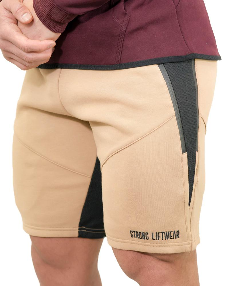 MeshTech Mid Shorts Mens Strong Liftwear