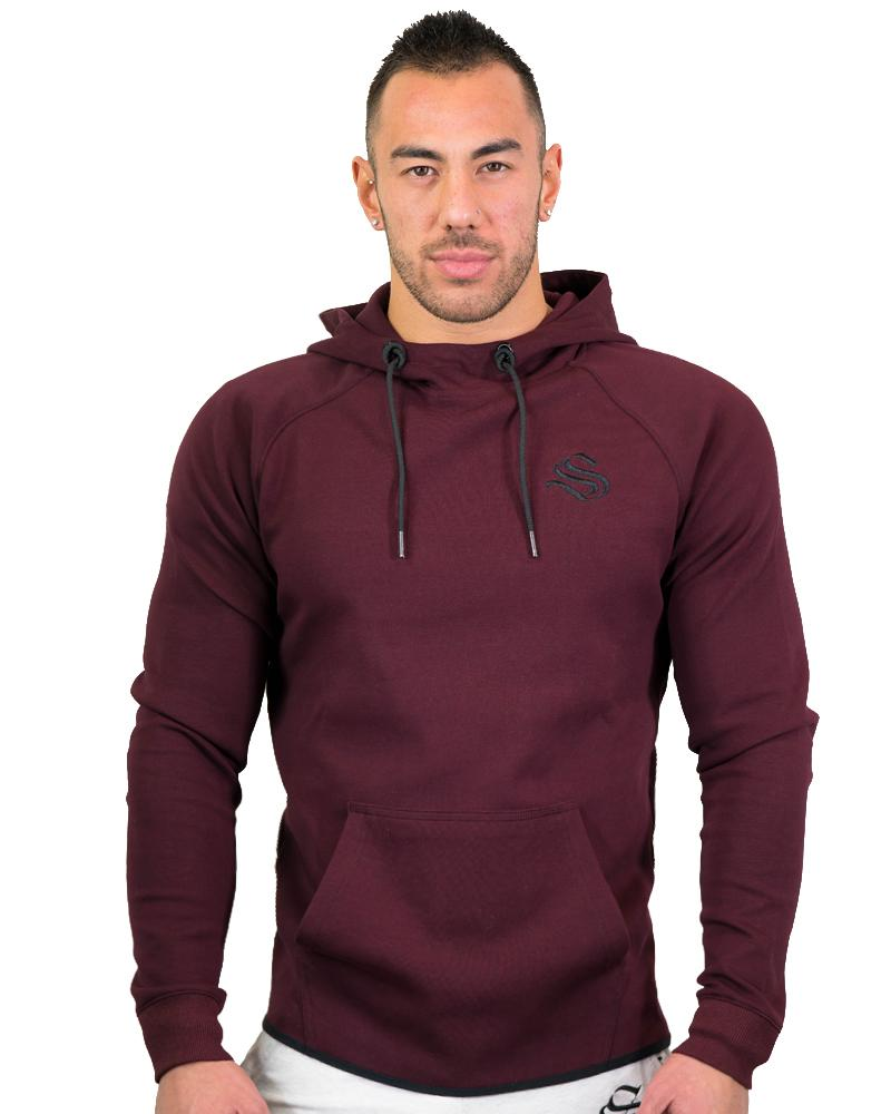 MeshTech Pullover Training Hoodie Mens Strong Liftwear L