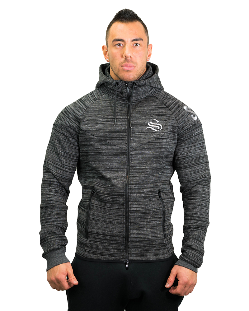 Prime Training Hoodie Mens Strong Liftwear S Black