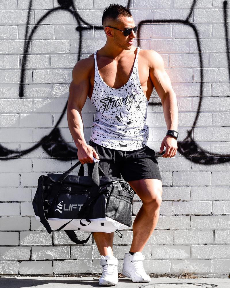 S Lift Utility Gym Bag Accessories Strong Liftwear