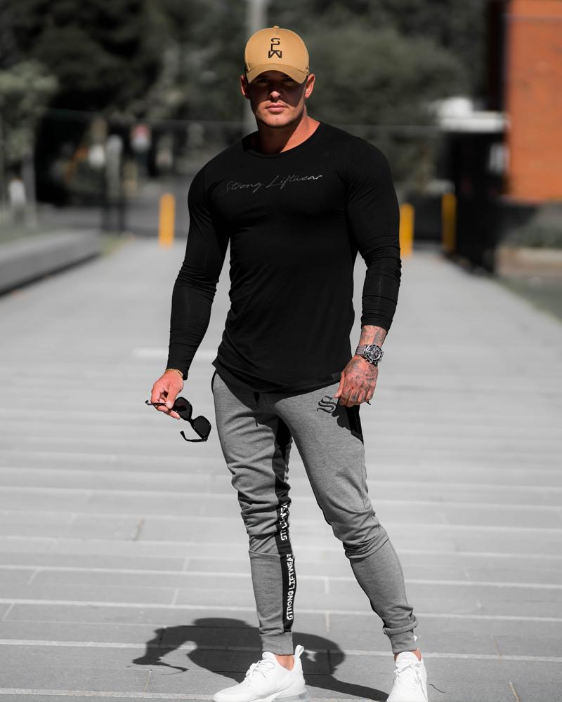 Signature MeshTech Training Pants Mens Strong Liftwear