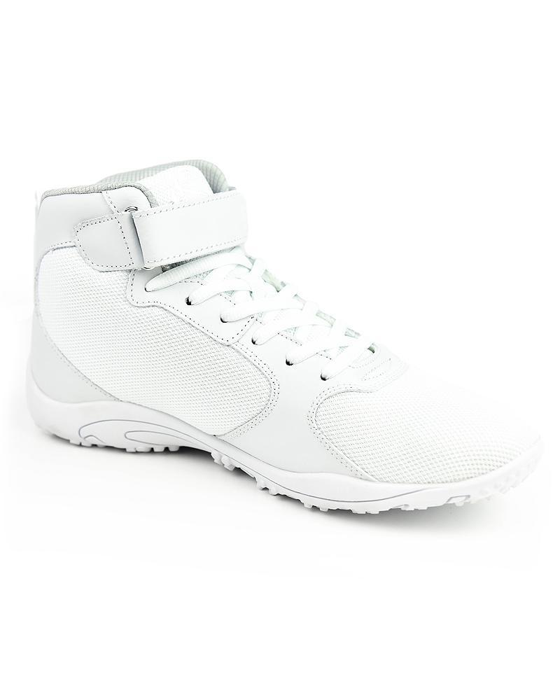 Womens Hurricane High-Top Gym Shoes Accessories Strong Liftwear White 6 US