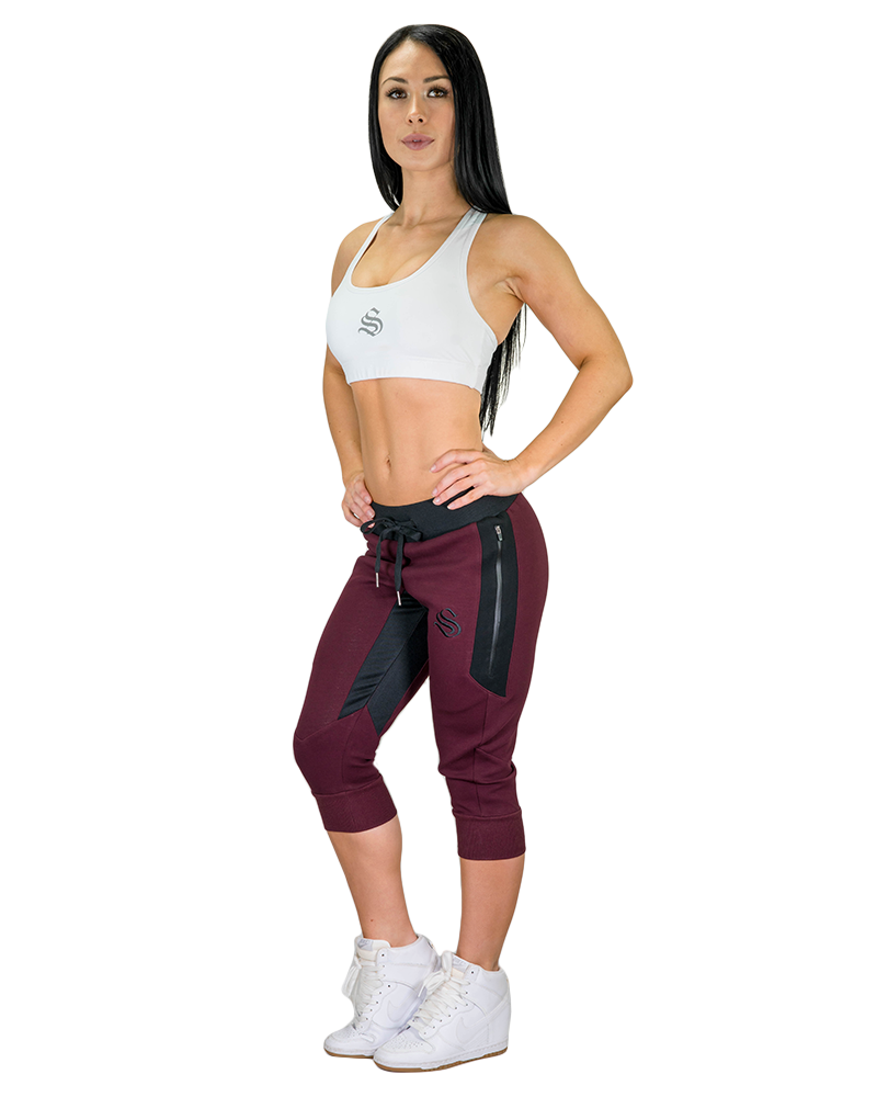 Womens MeshTech 3/4 Training Pants Womens Strong Liftwear