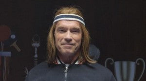 Arnold Schwarzenegger Stars in Bud Light Ad