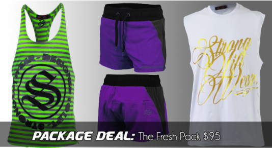 SLW Package Deal- the Fresh Pack