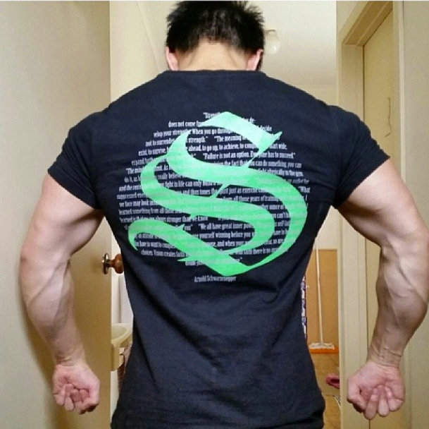 @anth_fitness Lift Tee