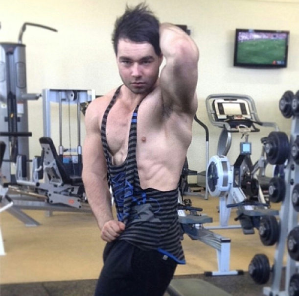 @nathan_tanis Lift Series T-back