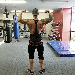 @ironworks01 repping Strong Lift Wear