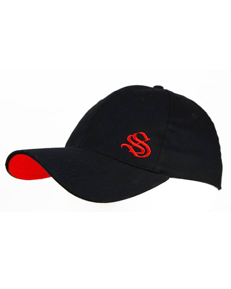 Strong Lift Wear black Flexfit Cap