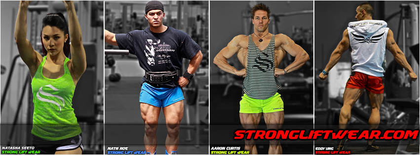 Strong Lift Wear Athletes