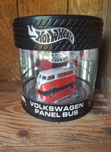 Charger l'image dans la galerie, Hot Wheels Limited edition Can Oil VOLKSWAGEN PANEL BUS