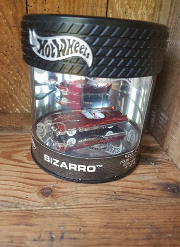 Hot Wheels Limited edition Can Oil BIZARRO