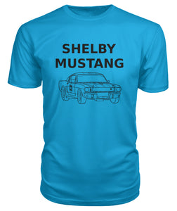 T-shirt Shelby Mustang