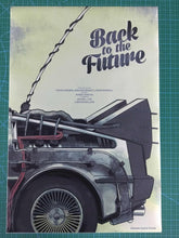 Charger l'image dans la galerie, Affiches toiles Back to the Future l Retour vers le futur