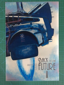Affiches toiles Back to the Future l Retour vers le futur