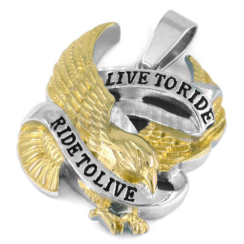 Pendentif or Live to ride