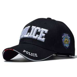 Casquette Police / SWAT