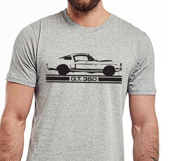T-shirt Shelby Mustang GT350