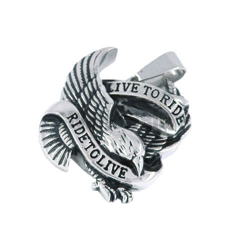 Pendentif Live to ride