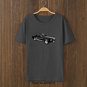 T-shirt Mustang Shelby GT350