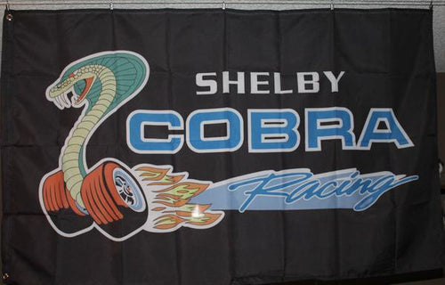 Drapeau Shelby Cobra Racing