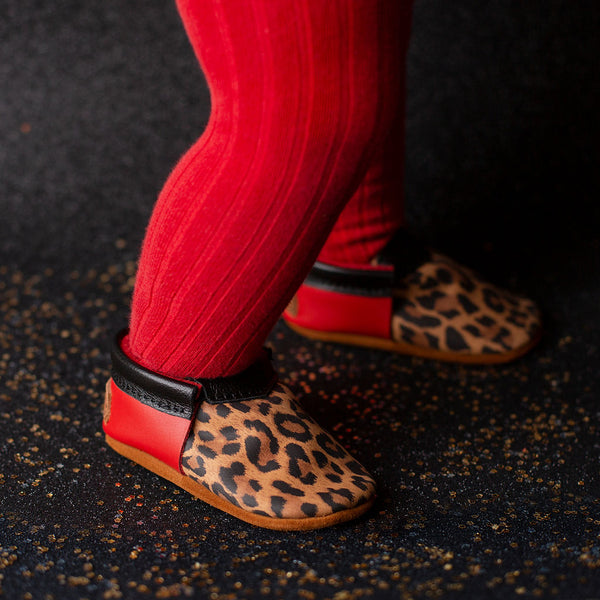 City Rojo - Animal Print