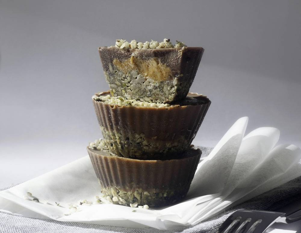 Hemp Protein Nutty Butter Cups