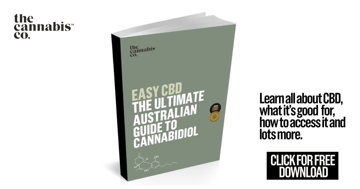 Easy CBD – The Ultimate Australian Guide To Cannabidiol FREE DOWNLOAD