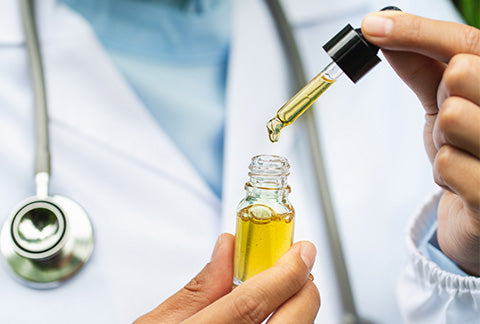 Ask your doctor about CBD
