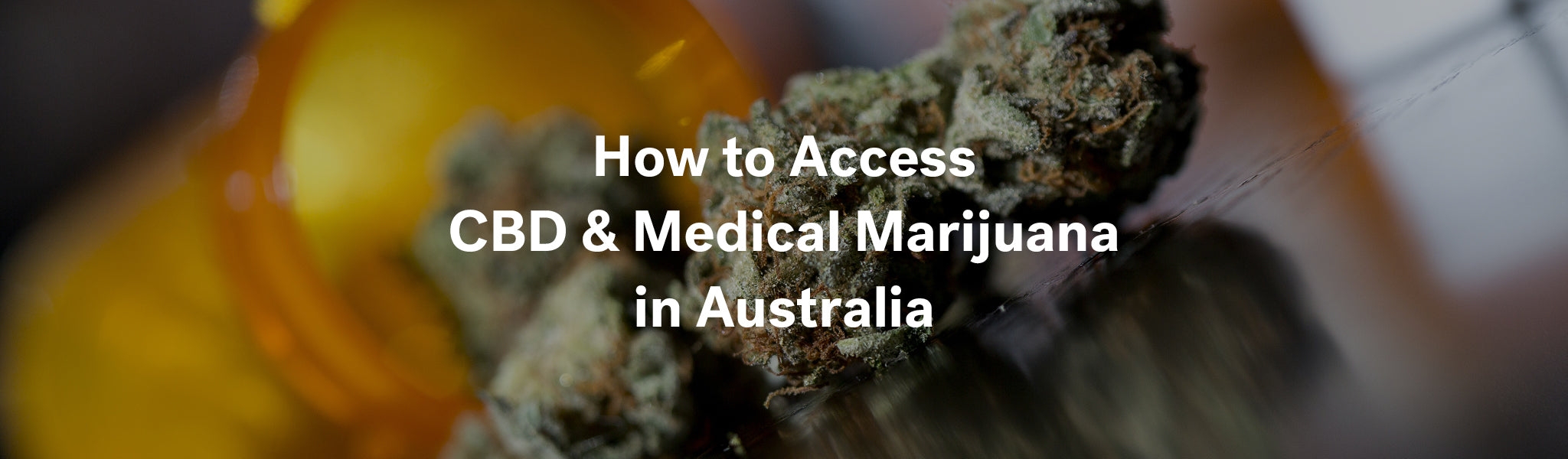 How to Access CBD in Australia