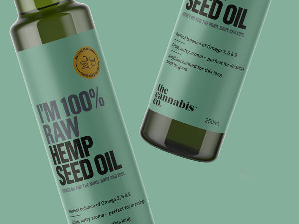Hemp Oil – What It Is and Why You Need It | The Cannabis Company