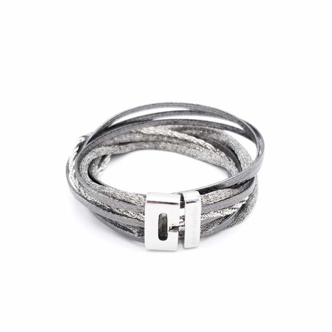 B139 Multimedia Bracelet Nero