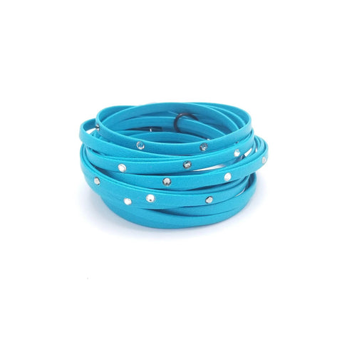 B103 Elba Bracelet Light Blue