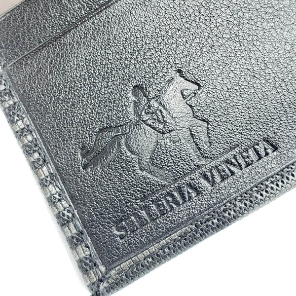SVB412L Signature Collection -  Liberta' money clip 6CC - Selleria Veneta