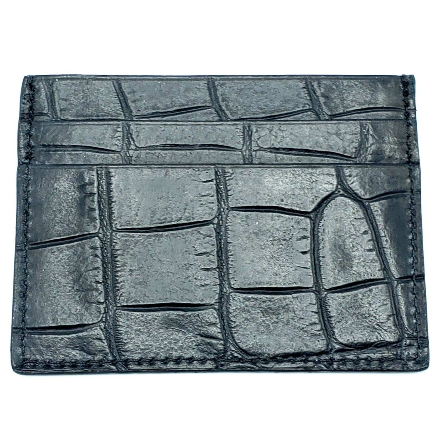 SVB436 Signature Collection - Crocco Card Holder 4CC - Selleria Veneta