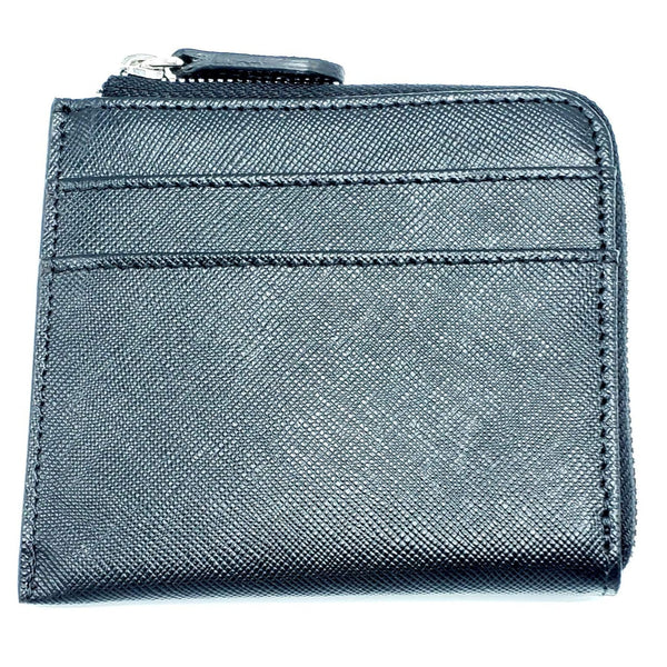 SVB2024S Selleria Safiano Collection - Zip Card Holder - Selleria Veneta