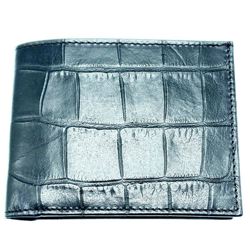 SVB182 Selleria Signature Collection - Crocco Man's wallet 8CC