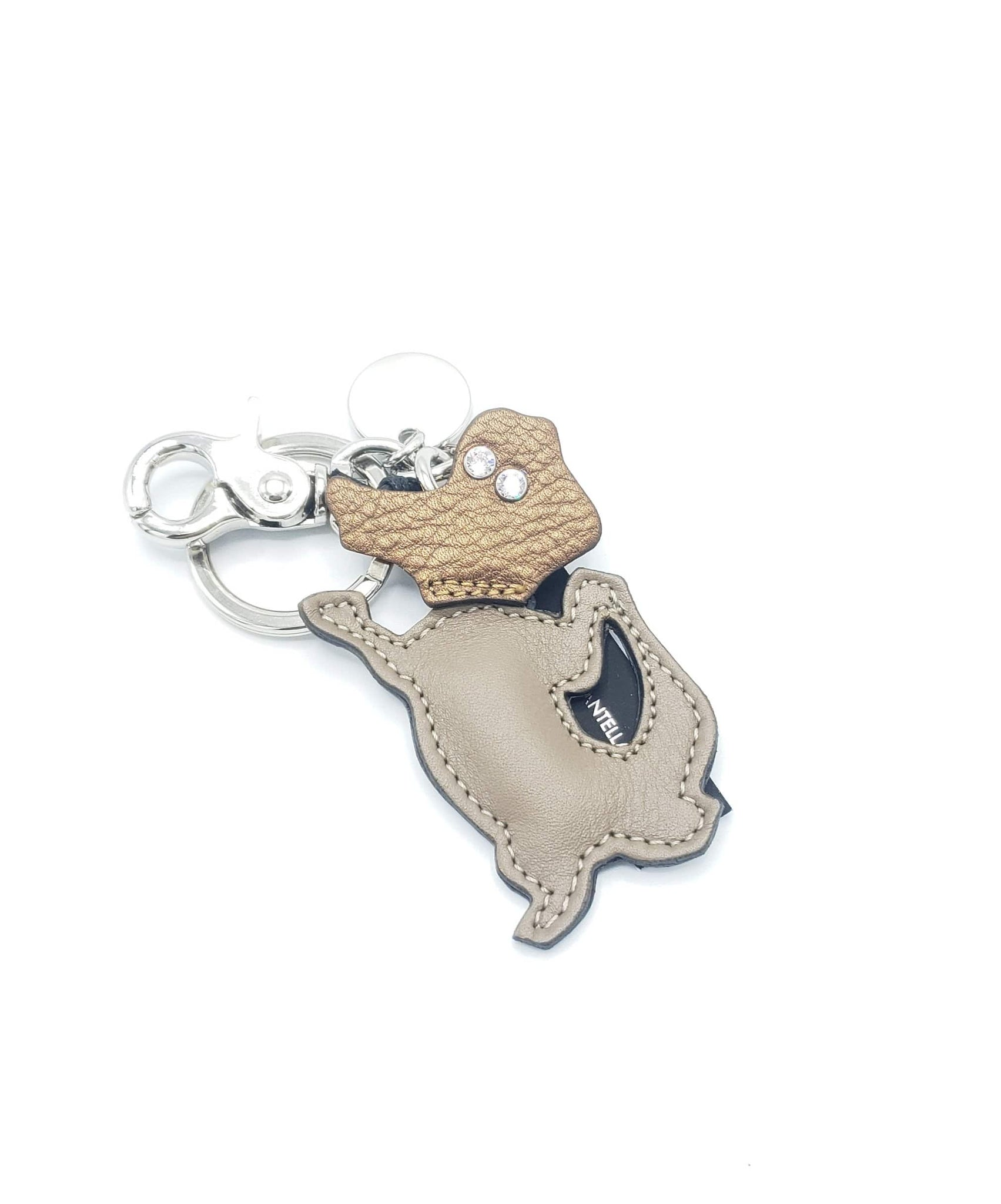 RM3096 Key Fob Crocodile - Selleria Veneta