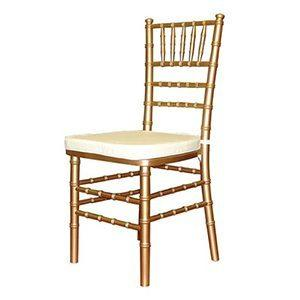 Chaise Chiavari - Or