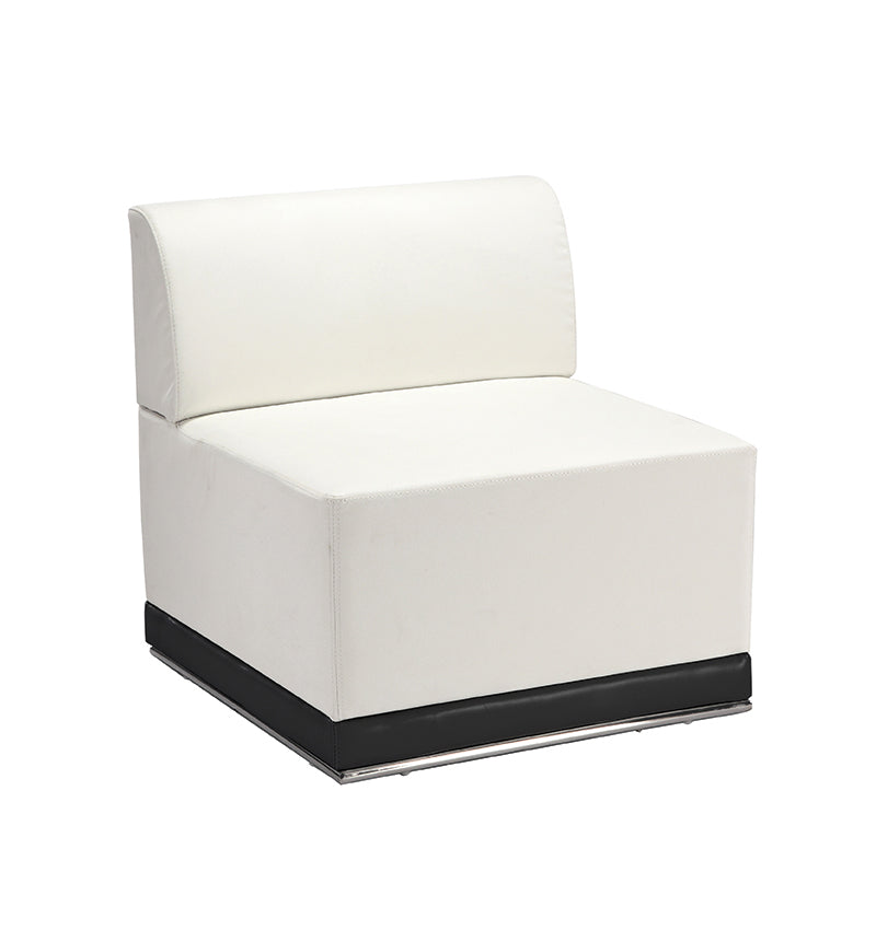 Fauteuil Coco Modulaire - Blanc
