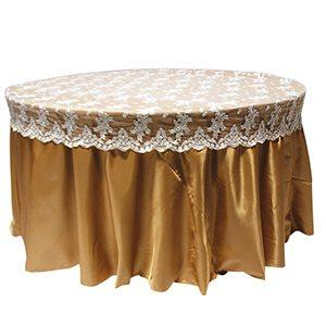 Bonnet de table dentelle Blanc