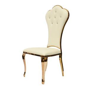 Chaise Duchesse - Rose Blush