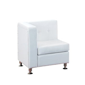 Chaise de Coin Collection Modulaire - Blanc