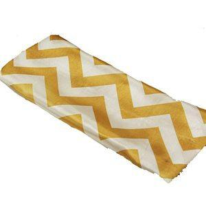Serviette de Table Chevron - Jaune