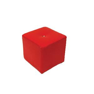 Cube Tiffany - Rouge