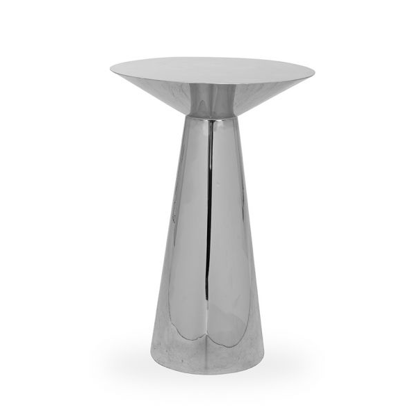 Table Cocktail Chic - Titanium Argent