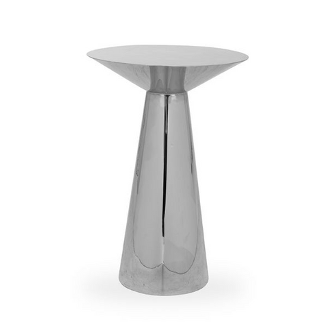 Table Cocktail Louisa 42'' - Argent